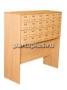 Шкаф картотечный 24 ящика
