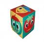 """Кубик с эмоциями """"Забавные фрукты"""""""